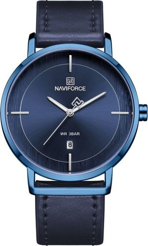 Zegarek Naviforce ZEGAREK MĘSKI NAVIFORCE NF3009G - (zn101c) + BOX uniwersalny