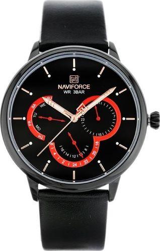 Zegarek Naviforce ZEGAREK MĘSKI NAVIFORCE NF3011 - (zn102b) + BOX uniwersalny