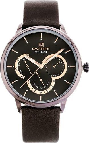 Zegarek Naviforce ZEGAREK MĘSKI NAVIFORCE NF3011 - (zn102c) + BOX uniwersalny