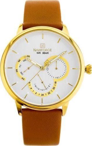 Zegarek Naviforce ZEGAREK MĘSKI NAVIFORCE NF3011 - (zn102d) + BOX uniwersalny