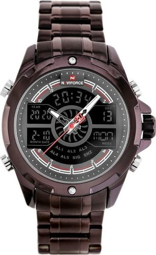 Zegarek Naviforce ZEGAREK MĘSKI NAVIFORCE NF9170 - (zn109c) + BOX uniwersalny