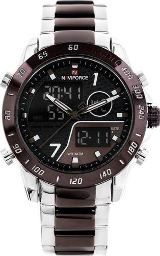 Zegarek Naviforce ZEGAREK MĘSKI NAVIFORCE NF9171 - (zn110b) + BOX uniwersalny