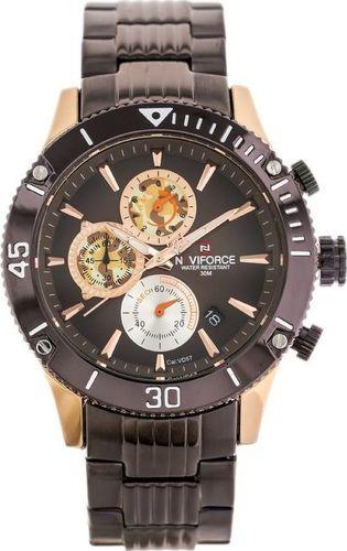 Zegarek Naviforce ZEGAREK MĘSKI NAVIFORCE NF9173 - (zn112a) + BOX uniwersalny