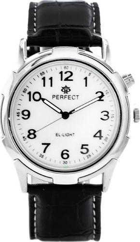 Zegarek Perfect ZEGAREK MĘSKI PERFECT A821 - ILUMINATOR (zp193a) uniwersalny