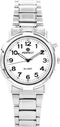 Zegarek Perfect ZEGAREK MĘSKI PERFECT A822 - ILUMINATOR (zp191b) uniwersalny