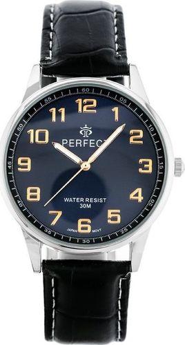 Zegarek Perfect ZEGAREK MĘSKI PERFECT KLASYKA (zp253e) uniwersalny