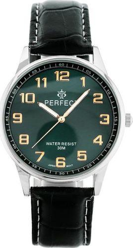 Zegarek Perfect ZEGAREK MĘSKI PERFECT KLASYKA (zp253f) uniwersalny