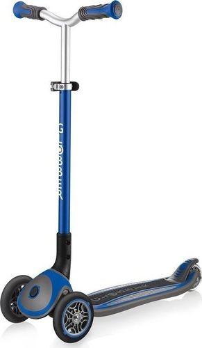 Globber Hulajnoga 3-kołowa Globber Master 660-100 dark blue uniwersalny
