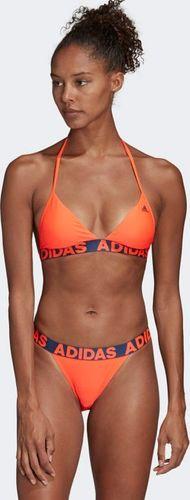 Adidas Kostium adidas Neckholder Bikini FJ5091 FJ5091 pomarańczowy 44
