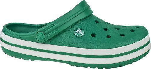 Crocs Sandały damskie Crocband zielone r. 37/38 (11016-3TL)