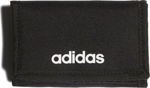 Adidas Portfel adidas Lin Wallnet FL3650 FL3650 czarny one size