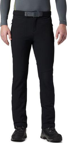 Columbia Spodnie męskie Passo Alto II czarne r. 32 Long (1810321010)