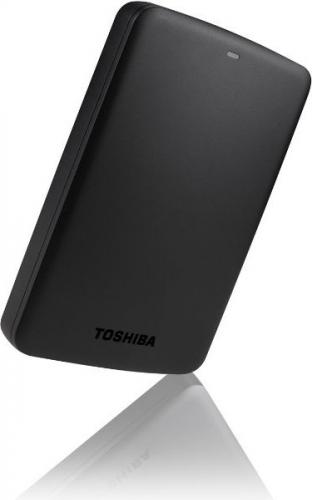 Dysk zewnętrzny Toshiba Canvio, 1TB (BLACKHDTB310EK3AA)