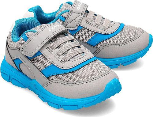 Geox Geox - Sneakersy Dziecięce - J027NB 0CE14 C0667 34