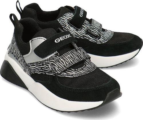 Geox Geox - Sneakersy Dziecięce - J029TC 01122 C9999 28