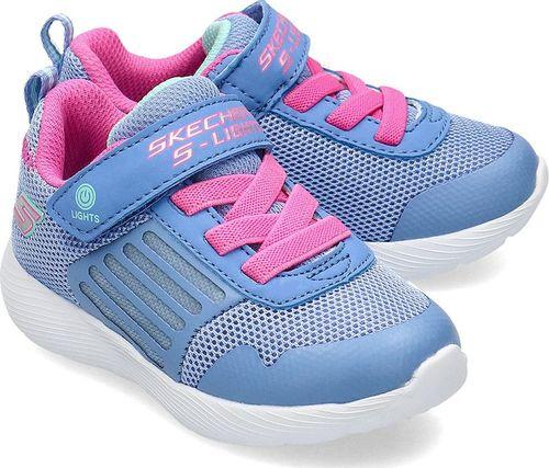 Skechers Skechers - Sneakersy Dziecięce - 20268N/BLNP 22