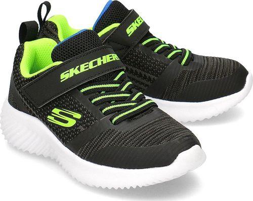 Skechers Skechers - Sneakersy Dziecięce - 98302L/BBLM 28