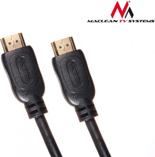 Maclean HDMI - HDMI Czarny (MCTV-637) w Morele.net