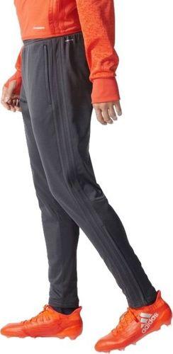 Adidas Spodnie męskie Mufc Eu Trg Pnt szare r. XS (AP1044)