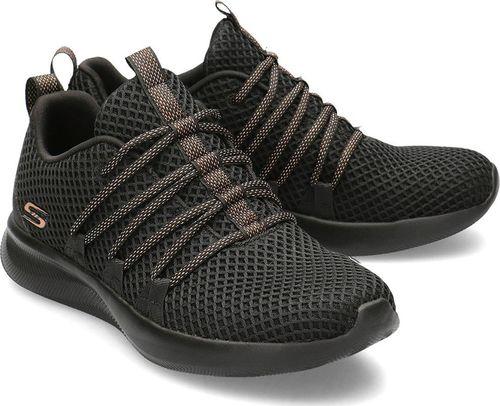 Skechers Skechers - Sneakersy Damskie - 32804/BLK 40