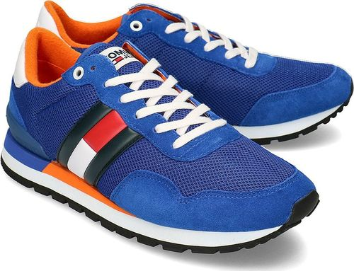Tommy Hilfiger Tommy Jeans Casual - Sneakersy Męskie - EM0EM00399 C65 40