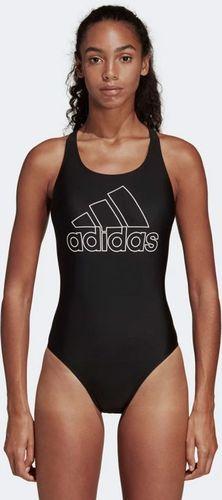 Adidas Strój kąpielowy Fit Suit Bos czarny r. 44 (DT4837)