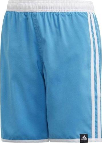 Adidas Kąpielówki adidas YB 3S Shorts FM4144 FM4144 niebieski 158 cm