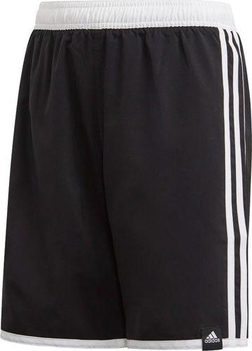 Adidas Kąpielówki adidas YB 3S Shorts FM4143 FM4143 czarny 176 cm