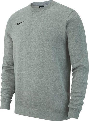 Nike Bluza Nike Crew Y Team Club 19 AJ1545 063 AJ1545 063 szary XL (158-170cm)