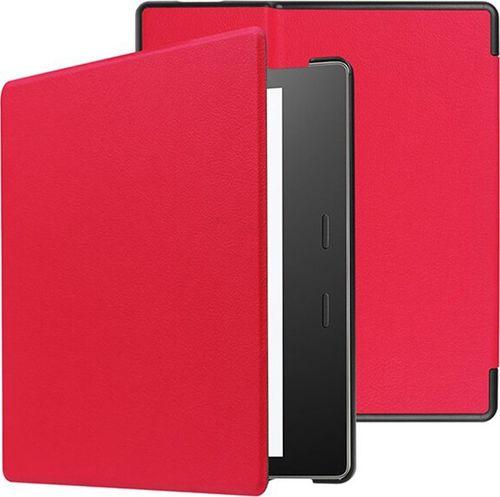 Pokrowiec Etui Smart Case Kindle Oasis 2019 - Red uniwersalny