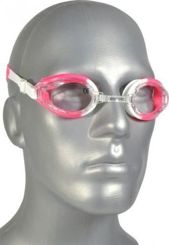 ENERO  Okularki pływackie Enero Różowe PP