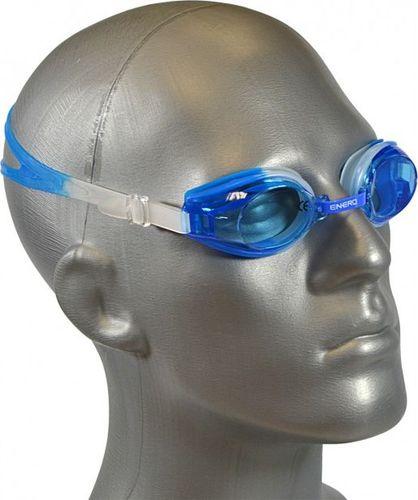 ENERO  Okularki pływackie Enero Niebieskie PP