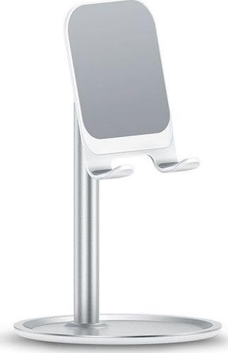 Stojak Usams USAMS Uchwyt biurkowy na telefon/tablet srebrny/silver ZJ048ZJ02 (US-ZJ048)