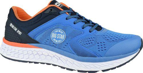 Big Star Buty męskie Big Yan niebieskie r. 43 (FF174228)
