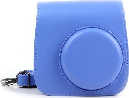 Pokrowiec LoveInstant Futerał / Etui / Pokrowiec Do Fujifilm Instax Mini 9 8 - Niebieski