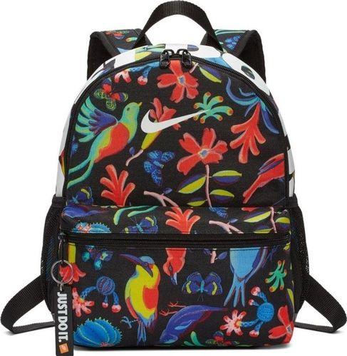 Nike Plecak Nike Brasilia JDI MINI Przedszkolny KWIATY uniwersalny