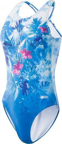 AquaWave Strój kąpielowy Salava Sky Diver Hibiscus r. XL