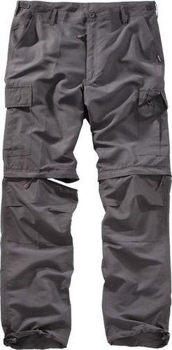 Surplus Surplus Spodnie Dresowe 2w1 Quick Dry Stalowe 4XL