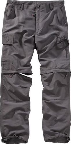 Surplus Surplus Spodnie Dresowe 2w1 Quick Dry Stalowe 5XL