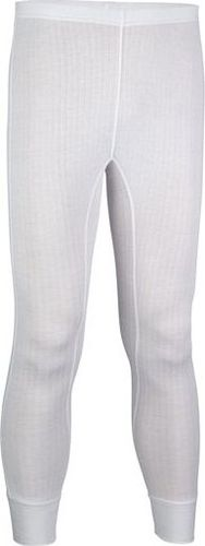 Avento JUNIOR THERMAL PANTS WHITE