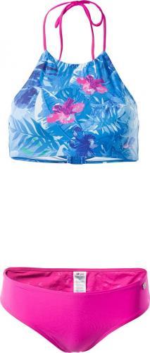 AquaWave Strój kąpielowy Namiba Sky Diver Hibiscus/Rose Violet r. XL
