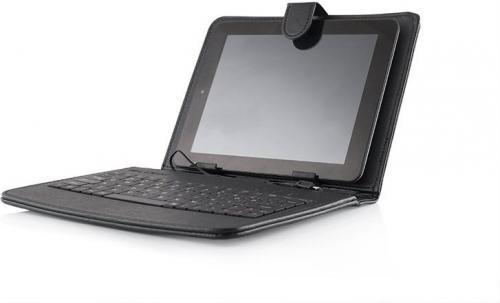 "Etui z klawiaturą Logic Concept do tabletów 7.85"" - 8""   (K-LC-LTK8-100)"