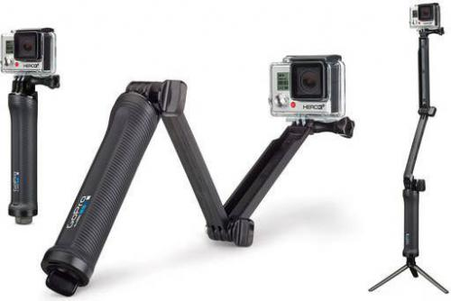 GoPro 3-Way Grip   Arm   Tripod (AFAEM-001)