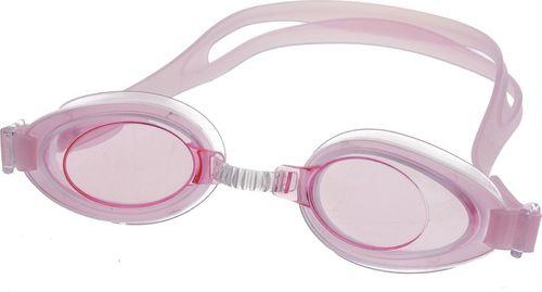 VIVO Okulary do pływania Vivo Junior B-0122 różowe  Uniwersalny