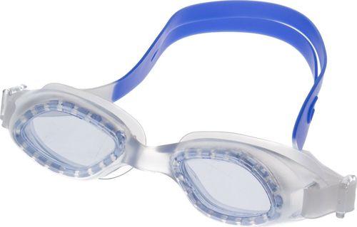 Vivo Okulary do pływania Vivo Junior B-0117 biało-niebieskie Uniwersalny