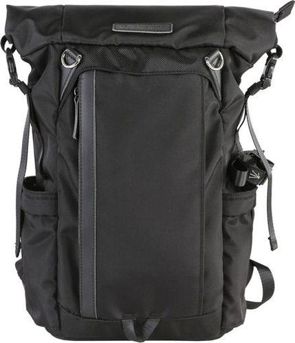 Plecak Vanguard VANGUARD VEO GO37M Plecak typu roll-top czarny uniwersalny