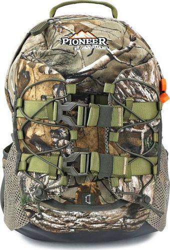 Plecak Vanguard Plecak Pioneer 1000RT brązowy