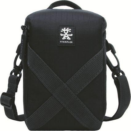 Torba Crumpler CRUMPLER Drewbob torba na aparat czarna nylonowa uniwersalny