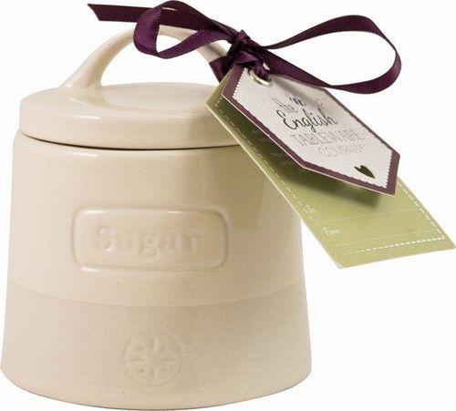 DMD Cukiernica ceramiczna Artisan kremowa uniwersalny