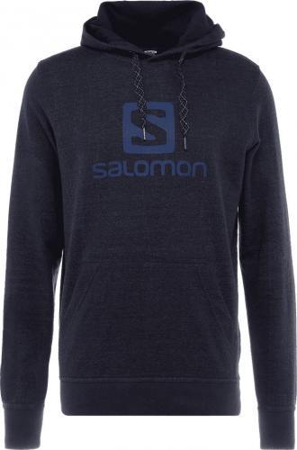 Salomon Bluza męska Logo Hoodie M Night Sky r. XL
